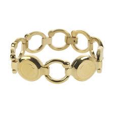 Bioflow Pirouette Magnetic Bracelet Gold Unisex Ladies Therapy Arthritis Caravan
