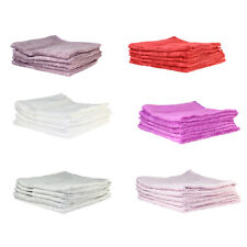 "Miracle Spa Bamboo Washcloth - Set of 6! (14""x14"")"