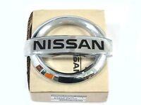 Genuine Front Grille Logo Emblem Badge For Nissan Frontier Navara D40 2005-2012