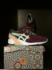 "2015 Overkill x Asics Gel Sight ""Desert Rose"" - Size 10 - RARE!!!!!"