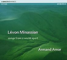 Songs from a World Apart von Lévon Minassian & Armand Amar... | CD | Zustand gut