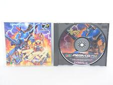 Dennin Aleste Mega CD Sega Import Japanisches Videospiel Mcd