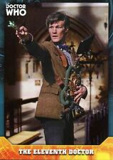 Doctor Who Signature Series Base Card #11 The Eleventh Doctor