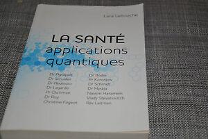 LA SANTE   APPLICATIONS QUANTIQUES/  LELLOUCHE  LARA (C5)