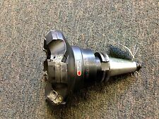 """Mitsubishi Face Mill 4 1/2"""" With CAT 40 Taper"""