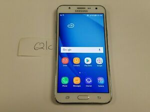 Samsung Galaxy J7 SM-J700T - 16GB - White (T-Mobile) (621c)