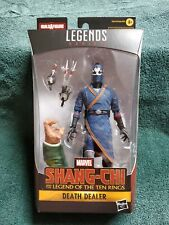 2021 Marvel Legends Series Shang-Chi Death Dealer Baf Action Figure