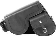 West-Eagle Motorcylce Products Solo Side Bag with Pockets 6412