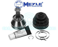 Meyle FRONT CV JOINT KIT / Drive shaft Joint Kit & Boot / Grease No 100 498 0119