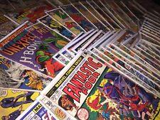 Fantastic Silver Age Comic Lot: Avengers,Spiderman,Punisher,(Random Grab)