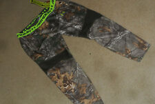 NEW UNDER ARMOUR INFRARED SCENT CONTROL TEVO BASE LAYER MEN'S 3XL HUNTING PANTS!