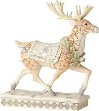 Jim Shore Disney Traditions Woodland Deer Walking Figurine Nib