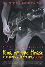 YEAR OF THE HORSE Movie POSTER 27x40 Neil Young Frank 'Pancho' Sampedro Billy