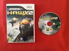 Tom CLANCY'S H. a. W. X.2 Hawx II Nintendo Wii Pal Boxed