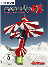 PC Computer Spiel ***** AeroflyFS * Aerofly FS **************************NEU*NEW