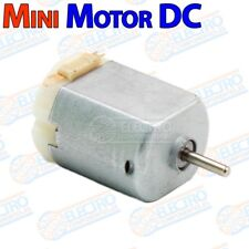 Mini Motor DC 3v 5v 6v Tipo 130 DIY Smart CAR - Arduino Electronica DIY
