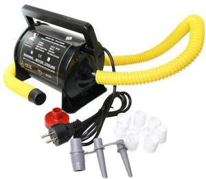 Bravo 800 220V  elektrische Luftpumpe Schlauchbootpumpe