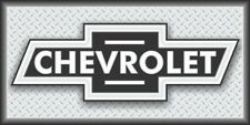 Chevrolet Alumilite Pen Blank