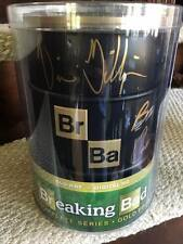 Breaking Bad GOLD Barrel Limited Edition AUTOGRAPHED & NUMBERED #/146 RARE !!