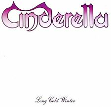 CINDERELLA - LONG COLD WINTER - CD SIGILLATO