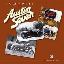 Immortal Austin Seven by David Edwin Morgan (Hardback, 2017)