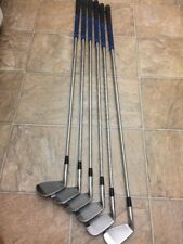Mizuno MP-5 irons Set 5-PW KBS tour (S) -1/2""