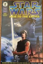 Star Wars - Heir To The Empire #1 - First Appearance Of Thrawn