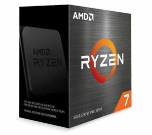 AMD Ryzen 7 5800X Desktop Processor (4.7GHz, 8 Cores, Socket AM4) Box no reserve