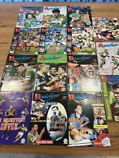 15x 1994 CANBERRA RAIDERS RUGBY LEAGUE CLUB MAGAZINE VOLUME 1 NUMBER 1-15