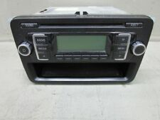 VW TOURAN (1T1, 1T2) 1.9 TDI CD-Radio Autoradio 1K0035156B
