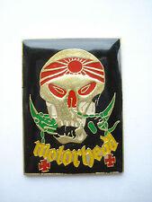 VINTAGE MOTORHEAD LEMMY EDDIE HEAVY METAL CD LP MUSIC PIN BADGE 99p SALE RARE