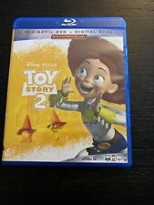 Disney Pixar Toy Story 2( Blu-Ray + Dvd + Digital) No Digital