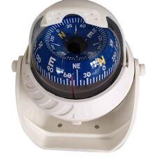 Big K LED ball compass Boat compass Marine Navigation white X9O2