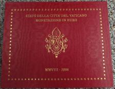 ORIGINALE KMS VATICANO 2008
