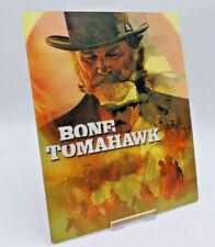 BONE TOMAHAWK - 3D LENTICULAR Flip Magnet Cover TO FIT bluray steelbook