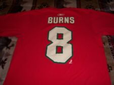 MINNESOTA WILD BRENT BURNS SHIRT ADULT SMALL