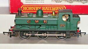Hornby 00 Gauge R041 GWR 0-6-0 Pannier Tank Locomotive 8751 Used Boxed