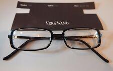 Vera Wang V007 Noir 50/17 Eyeglass Frame New