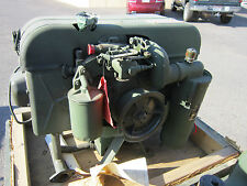 10HP Gasoline Engine w. Starter 97403-13206E1250 Donaldson 2 Cylinder Air Cooled