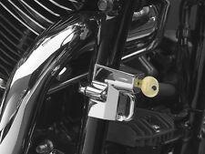 Kuryakyn Motorcycle Helmet Lock 1-1/4 inch To 1-1/2 Harley Victory Honda Yamaha