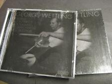 "GEORGE WETTLING FEAT. BILLY BUTTERFIELD COLEMAN HAWKINS MEZZ MEZZEROW ""SAME"" -CD"