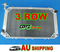 4 ROW aluminum radiator for NISSAN PATROL GQ SAFARI 2.8 & 4.2LT DIESEL Y60