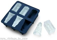 NEW DOCTOR WHO TARDIS DALEK SILICONE ICE CUBE TRAY JELLO MOLD CHOCOLATE CAKE DR