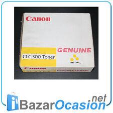 Toner Canon Geniune CLC 300 Jaune Jaune 1439A002 Original Neuf