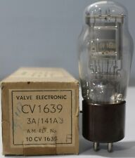 3A141A CV1671 STC 4101E  WE101D DHT triode made in England