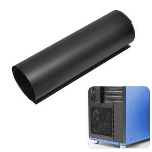 100CM Computer Mesh  DIY PVC PC Case Fan Cooler Dust Filter Network Net CaseBDA