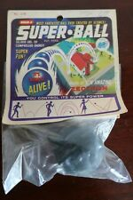 "Wham-o Original 1965 Super Ball In Factory sealed package 2"" diameter NOS"