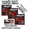 *3-PACK ERNIE BALL COBALT SKINNY TOP HEAVY BOTTOM ELECTRIC GUITAR STRINGS 10-52*