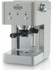 Gaggia RI8427/11 GRAN PRESTIGE Italian Espresso Cappuccino machine BRAND NEW