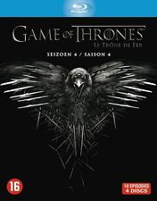 GAME OF THRONES - SEASON 4  - Sealed Region B for UK